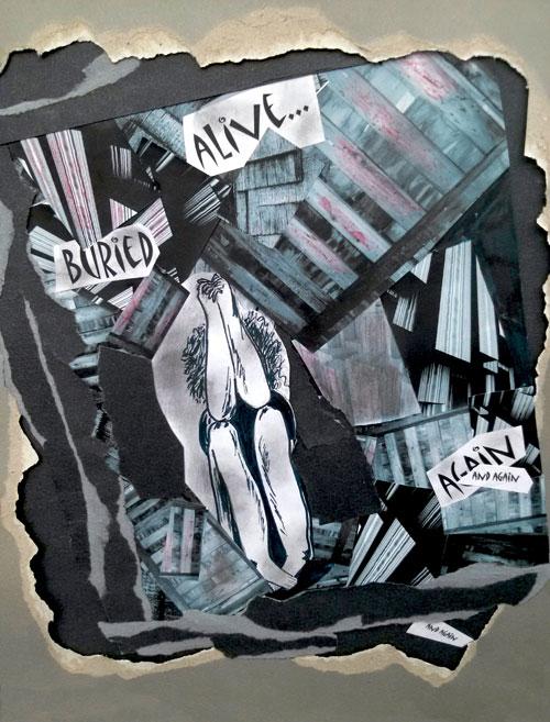 """Buried Alive"" by Angela Talamantez"