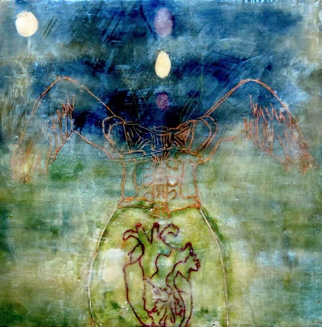 """Love to my Sacrum"" by Wendy Elisheva Somerson"